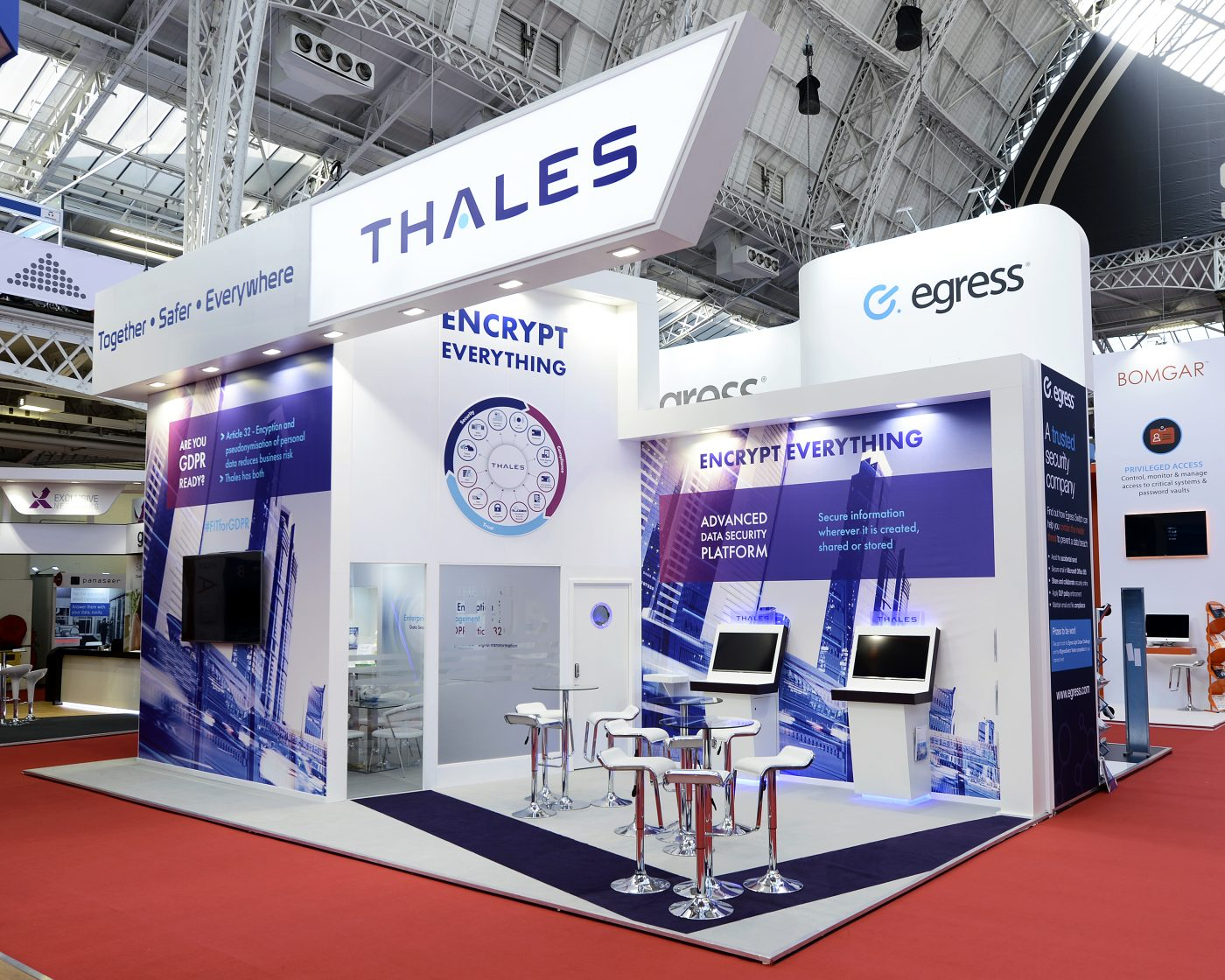 Exhibition Stand In Uk : Certain exhibitions exhibition stand designer and builder