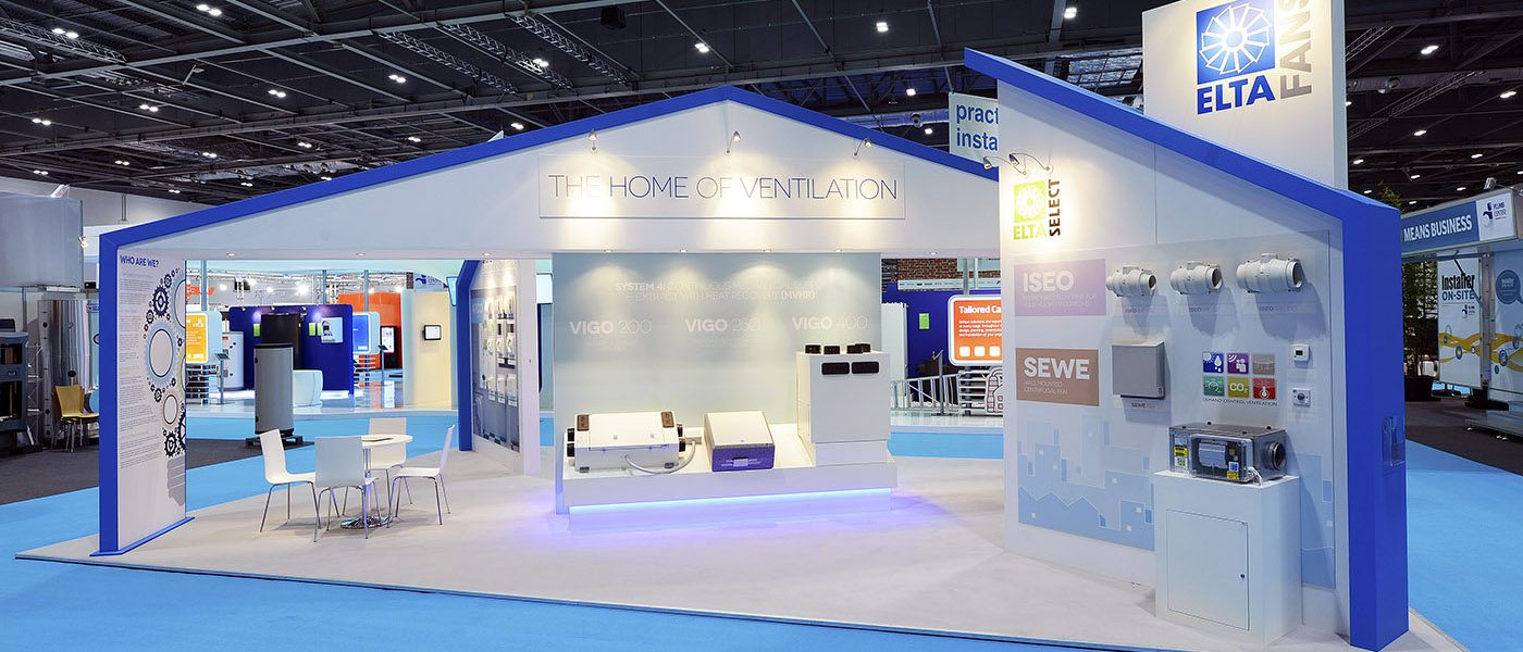 Excellent Exhibition Stand Design : Certain exhibitions exhibition stand designer and builder