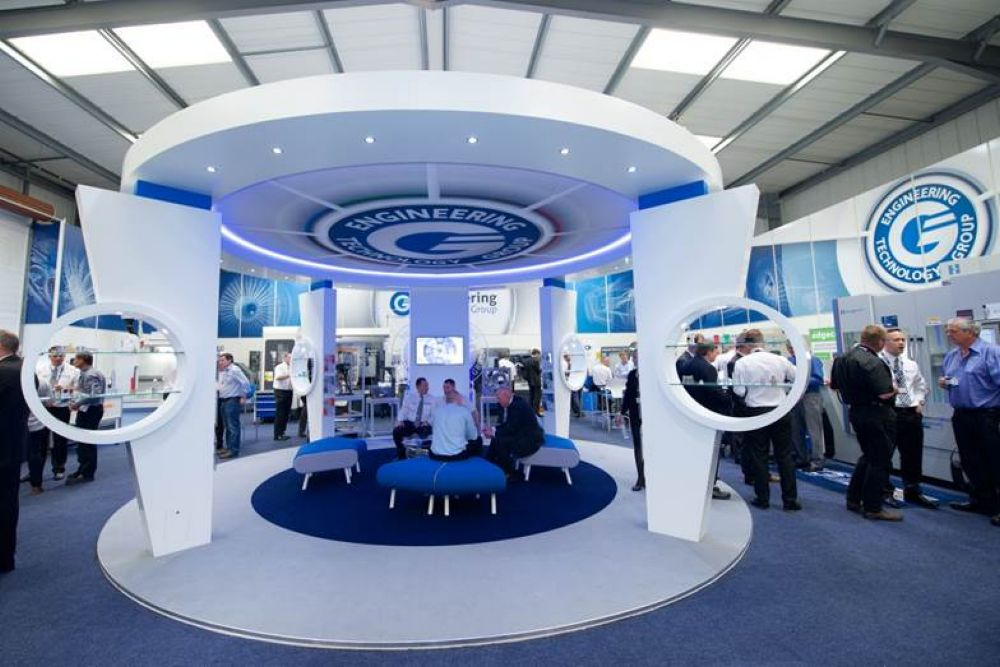 Exhibition Stand Circle : Showroom certain exhibitions